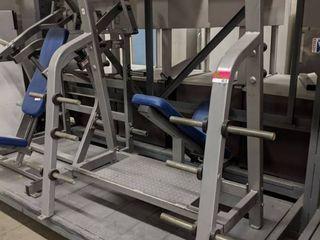 Hammer Strength Incline Press Rack