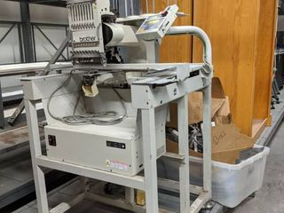 Brother Commercial 9 Needle Embroidery Machine BAS 416A