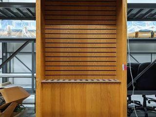 Wooden Golf Club Display Rack