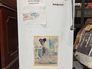 Sanyo Mini Refrigerator SR 3620W