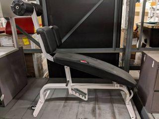 Nautilus Incline Sit up Machine