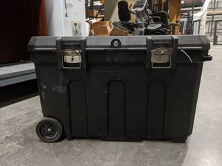 Stanley Heavy Duty Wheeled Storage Container