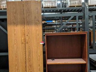 Cabinet And Bookshelf