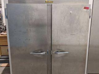 Traulsen 2 Commercial 2 Door Cooler Model G20010