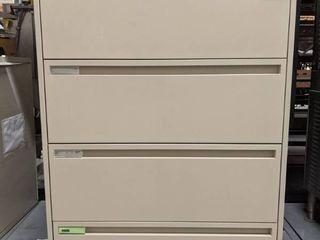 2  File Cabinets  No Keys