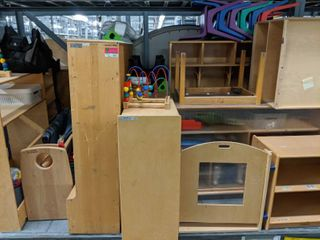 large Set Of DayCare Children s Size Furniture and Toys
