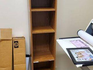 Storage Cubby Shelf