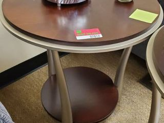24in Round Side Table