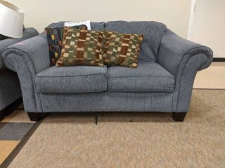 love Seat  Pillows Included