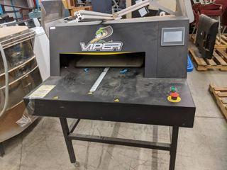 Viper XPT 6000 Pre Treatment Machine