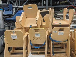 12  Children s Booster Chairs
