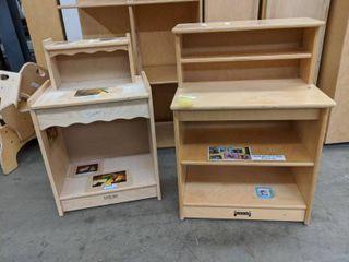 Assorted Shelves