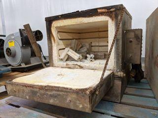 Kiln And Tool Boxes