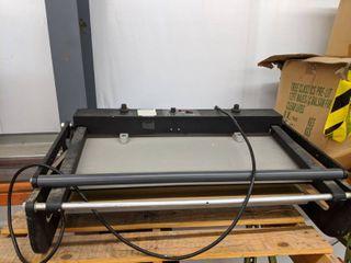 Dry Mounting laminating Press Masterpiece 500T X