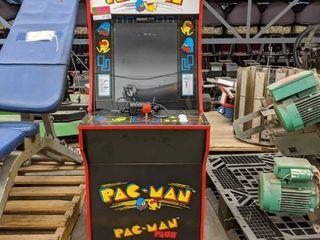 Pac Man Plus Arcade Game