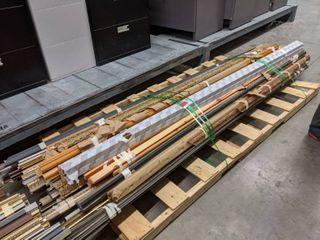 Pallet Of Assorted Frames