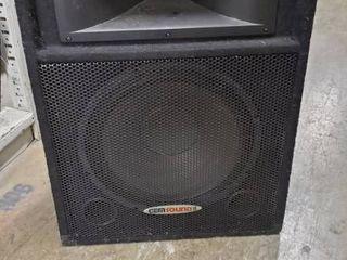 2  Gen Sound Speakers TR 150