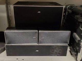 JVC Speaker Set