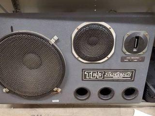 4  TC 3 Blackstone Speakers