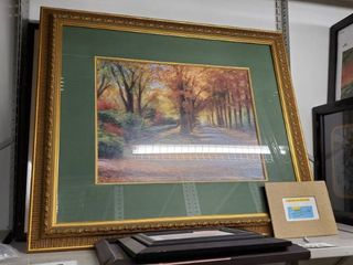 large Picture Frames  Various Sizes