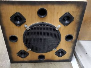 6  Speakers  Crestron Control Processor