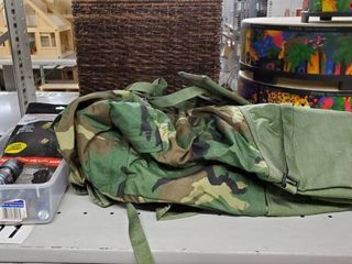 Flashlights  Knives  Army Bag