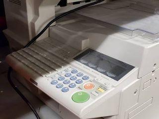 Aficio Fax Machine 5000l