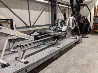 1  Concept 2 Indoor Rower Model D