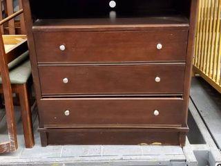 Thomasville Wood Dresser