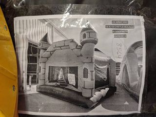 Creative Inflatables Bounce House