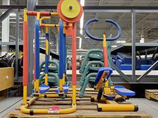 Kids Fitness Equipment  5 Kids Chairs