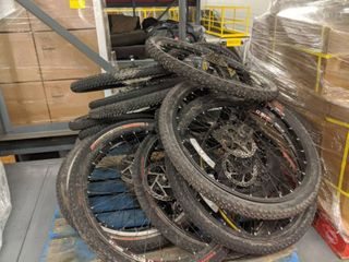 16  Mountain Bike Tires And Rims