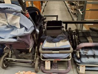 3  Baby Strollers
