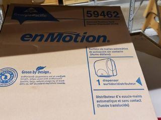 2  Enmotion Paper Towel Dispensers