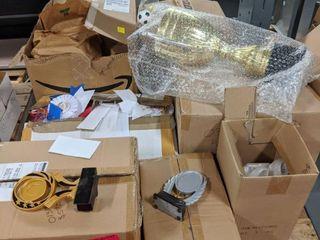 Award and ribbon Making Materials