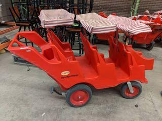 Angeles Bye Bye Buggy 6 Seat Children s Stroller