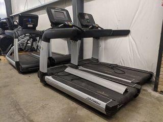 life Fitness Treadmill Flexdeck