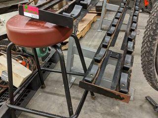 Hammer  Strength Dumbbell Rack A000