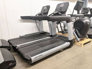 life Fitness Treadmill With Explore Console