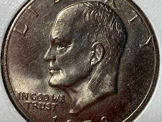 1978 Eisenhower Dollar