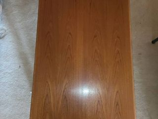 Coffee Table 15  tall x 53  wide x 26  deep