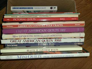 Quilting BOOKS