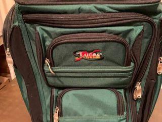 Soft luggage 18 x 17