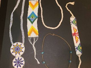 Native American Jewelry  5 pcs