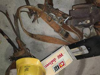 KGE   WESTAR  lINE MAN Equipment and Memorabilia