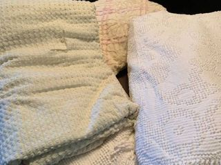 Assorted bedspreads
