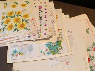 Handkerchief samples