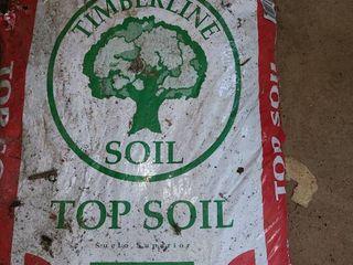 1 Bag TIMBERlINE SOIl Top Soil 40 lb