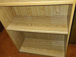 2 Shelf Bookcase 36 x 29 x 12