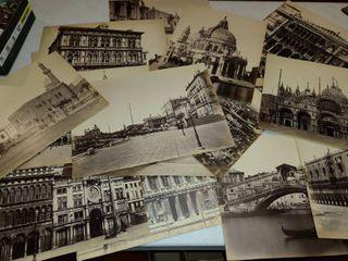 Artist Supplies  Random Photographs of Venice  and Egypt
